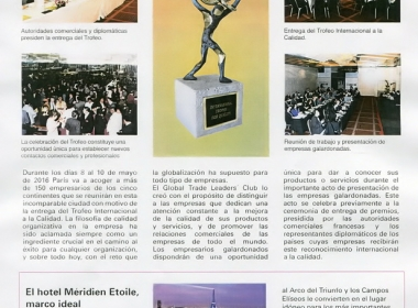 Premio Internacional a la Calidad