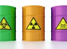Categorías de residuos peligrosos
